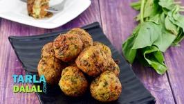 Hara Bhara Koftas Recipe - Veg Koftas