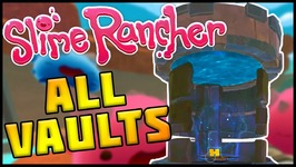 Slime Rancher - Adventure Mode Ending and All Vault Locations 33