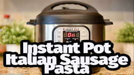 How To Make Instant Pot Italian Sausage And Pasta