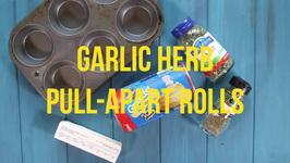 Garlic Herb Pull - Apart Rolls