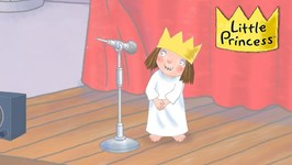 I Want To Sing - Cartoons For Kids - Little Princess - Episode 62