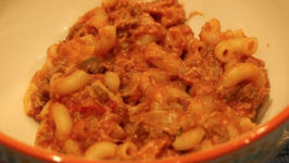 Pasta / Cheesy American Chop Suey