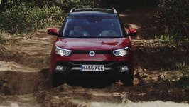 2017 SsangYong Tivoli safety features