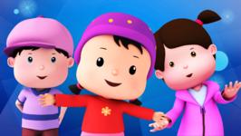 Doodle-Dee-Doo  Popular Children's Nursery Rhymes  Meeko Dance Rhymes