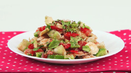 Healthy Boiled Chicken Salad Fight - Immunity Booster