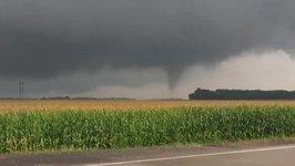 Tornado Touches Down Near Nicollet