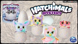 Hatchimals Mystery Egg Unboxing & Hatching