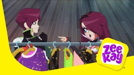 Fashion Show Fight- Continued - Lolirock