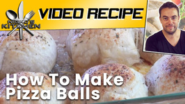 How To Make Pizza Balls