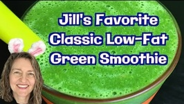 Classic Low Fat Green Smoothie