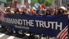 March For Truth' in New York City Calls for Russia Investigation