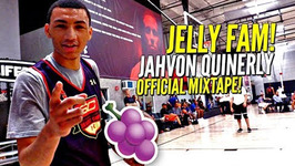 Jellyfam Jahvon Quinerly Official Mixtape Boy Got Nasty Handles And Drops Sick Dimes - 1 Pg