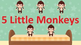 Five Little Monkeys Song