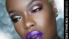Small Hooded Eyes - Cut Crease Makeup Tutorial Must See