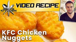 How To Make KFC Chicken Nuggets