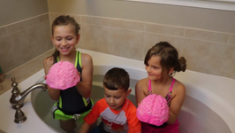 Giant Brain Bath Bomb - Ep 5