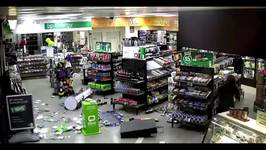Police Investigate North-West Melbourne Service Station Robberies