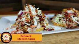 Redneck Chicken Tacos - RecTec BullsEye Grill