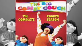 Episode 10 Season 4 The Big Comfy Couch - Where Do Clowns Come From?