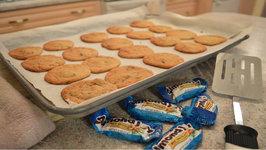 How To Bake Almond Joy Chunk Cookies
