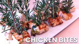 Chicken Bites - Finger Food Recipe