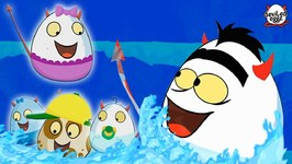 Water Fun - Deviled Eggz - Egg Kids Cartoon