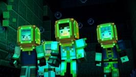 Minecraft Story Mode: Season 2 - Episode 1 - GUARDIANS SEA TEMPLE! 4