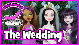 Monster High Doll Show My Roommates are Vampires Ep10 Finale