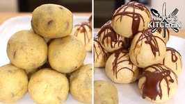 Lose Fat By Eating Fat - Cookie Dough 'Fat Bombs'