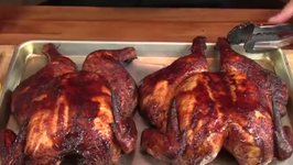 KosmoQ Killer Bee Honey Smoked Chicken