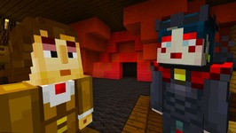 Minecraft Xbox  Survival Madness Adventures 2  Turning Into A Girl 17