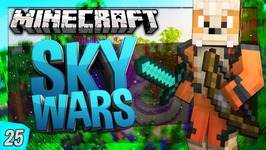 Minecraft SKYWARS  Episode 25  I Can't See