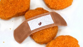 Band Aid In Chicken Nuggets