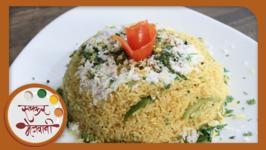 Masale Bhaat - Masala Rice Maharashtrian Festive Vegetarian Recipe by Archana in Marathi