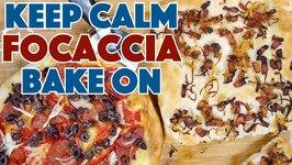 Focaccia - Deep Crust Pizza