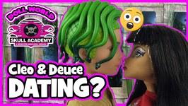 Monster High Doll Series Skull Academy s2 ep2