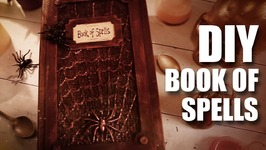 DIY Book Of Spells  Harry Potter