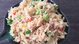 Easy Chinese Fried Rice - Quick Fried Rice Chinese