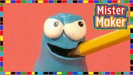 Monster Pen Pal - Mister Maker