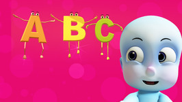 ABC Song- Popular Children's Nursery Rhymes