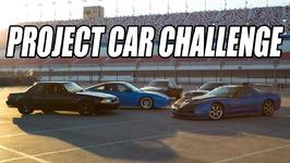 2017 Las Vegas Project Car Challenge - Results