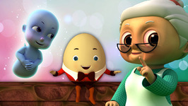 Humpty Dumpty  Popular Children's Nursery Rhymes