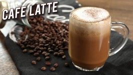How To Make Cafe Latte - Homemade Latte Without Machine - Instant Coffee Latte Recipe By Varun