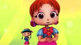 Little Miss Muffet - Popular Nursery Rhymes for Kids