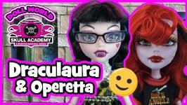 Monster High Doll Series Skull Academy S01 Ep06