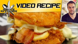KFC Chicken Double Down