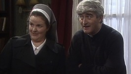 S02 E08 - Cigarettes and Alcohol and Rollerblading - Father Ted