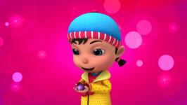Little Miss Muffet- Popular Nursery Rhymes for Kids and Children
