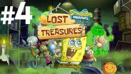 SpongeBob SquarePants - Lost Treasures - Nickelodeon Games