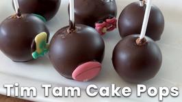 Tim Tam Cake Pops